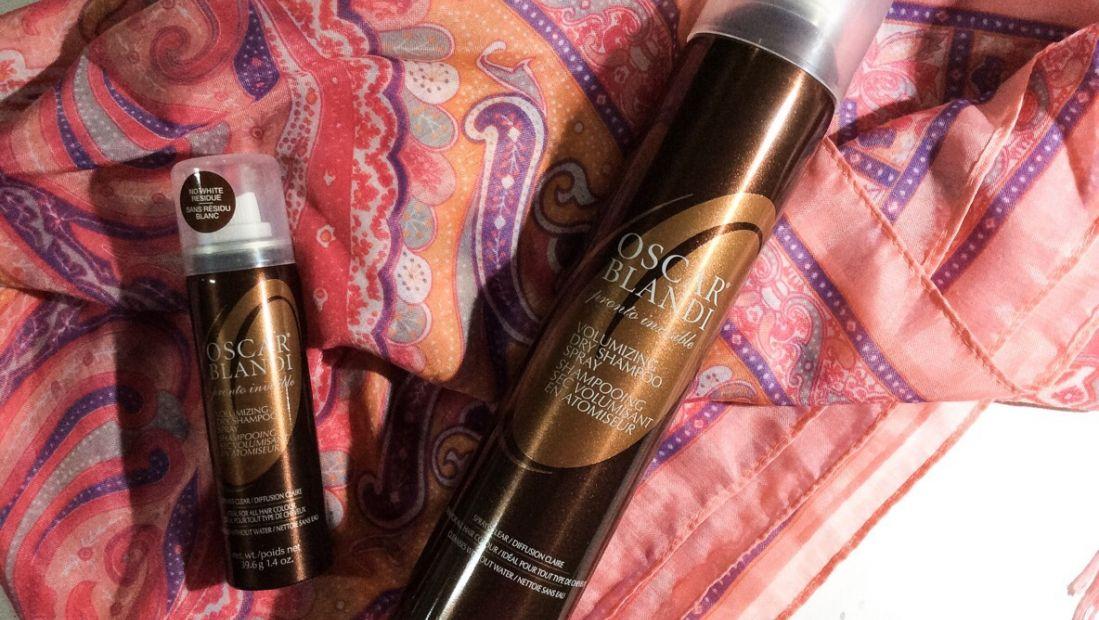 Beauty-find: Oscar Blandi Volumizing Dry Shampoo