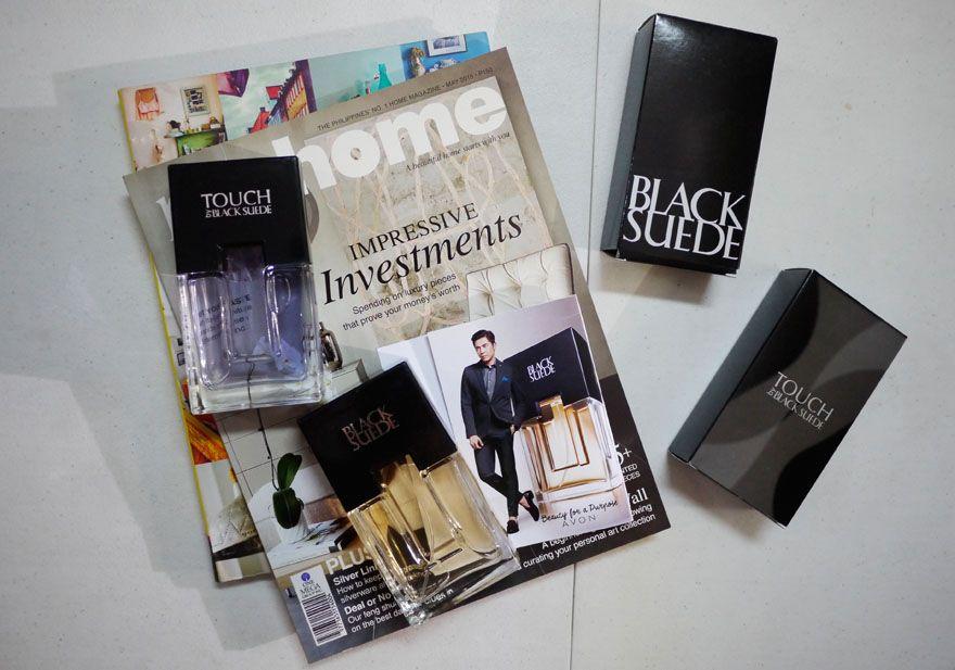 Updates, Avon Week + [PR] Avon Introduces Paulo Avelino as the New Black Suede Ambassador