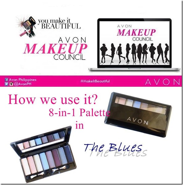 An Avon Makeup Council Collaboration