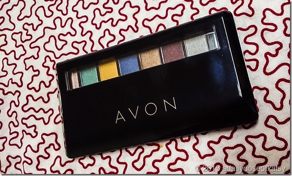 An Avon Makeup Holiday: 8-in-1 Eyeshadow Palettes