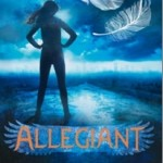 Done Reading: Allegiant, Don't Tell The Groom, Lucky Number Four