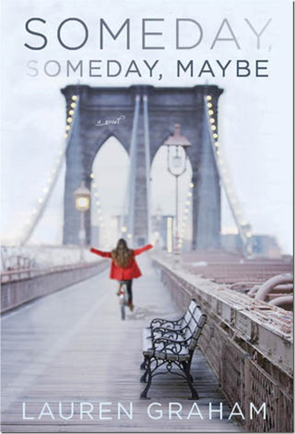 Done Reading: Someday, Someday, Maybe