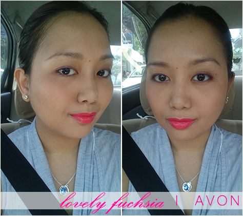 fotd lovely fuchsia