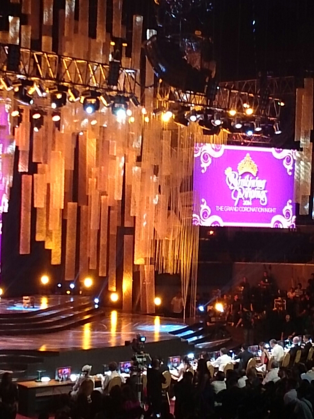 Binibining Pilipinas 2014 Grand Coronation Night