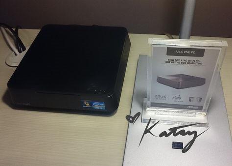 Tech Thursdays: Asus Vivo PC Launch