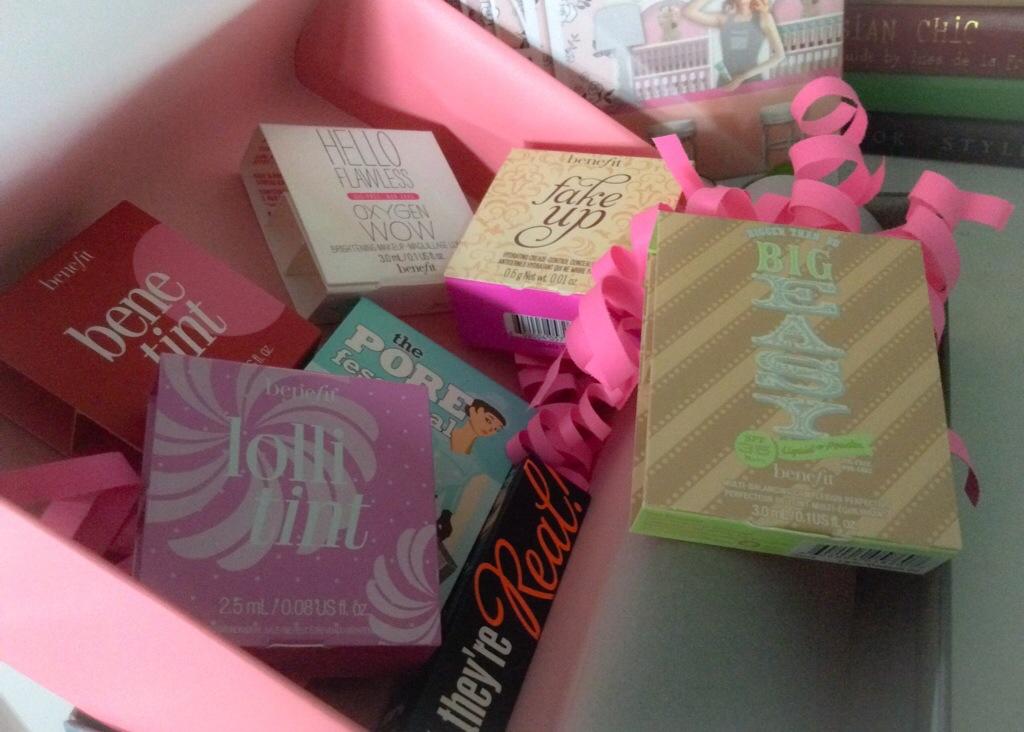 UNBOXED: Benefit Exclusive BDJ Box June 2014
