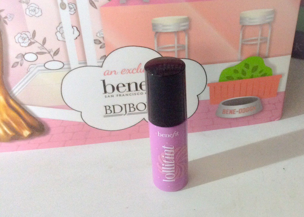 Benefit BDJ Box June 2014