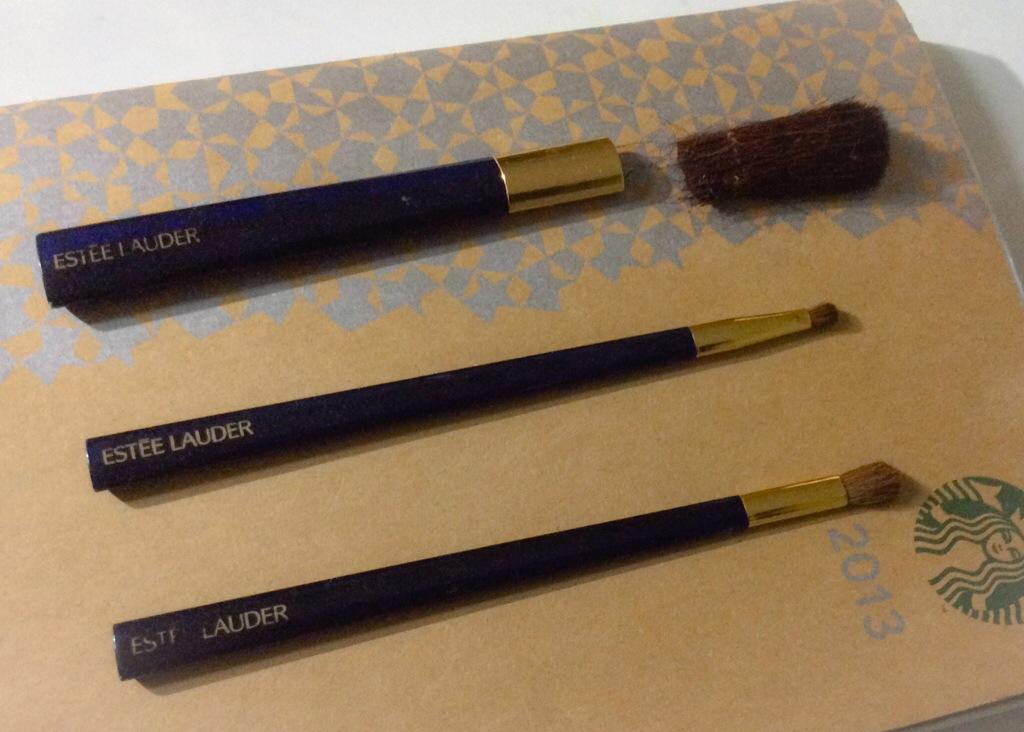 Estee Lauder Makeup Brush Set GWP