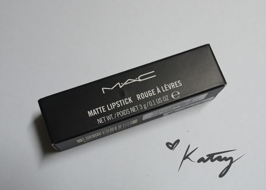 The Matte That Started It All: MAC Candy Yum Yum