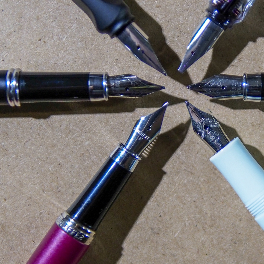 In(k) the Beginning: Our Humble Fountain Pen Collection