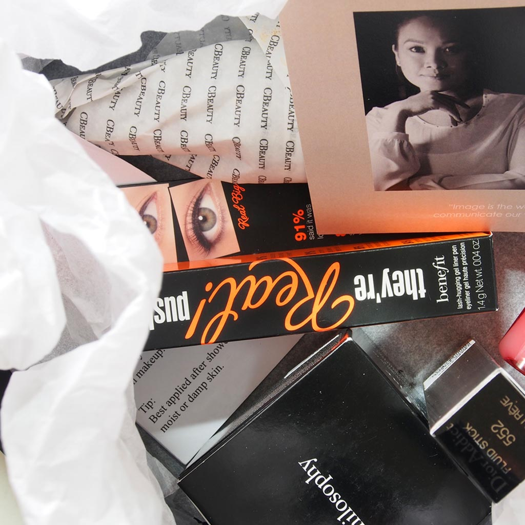 UNBOXED: Cristina Madara Curated Beauty Box
