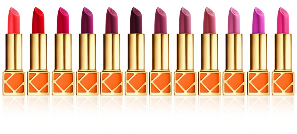 Tory Burch Lip Collection