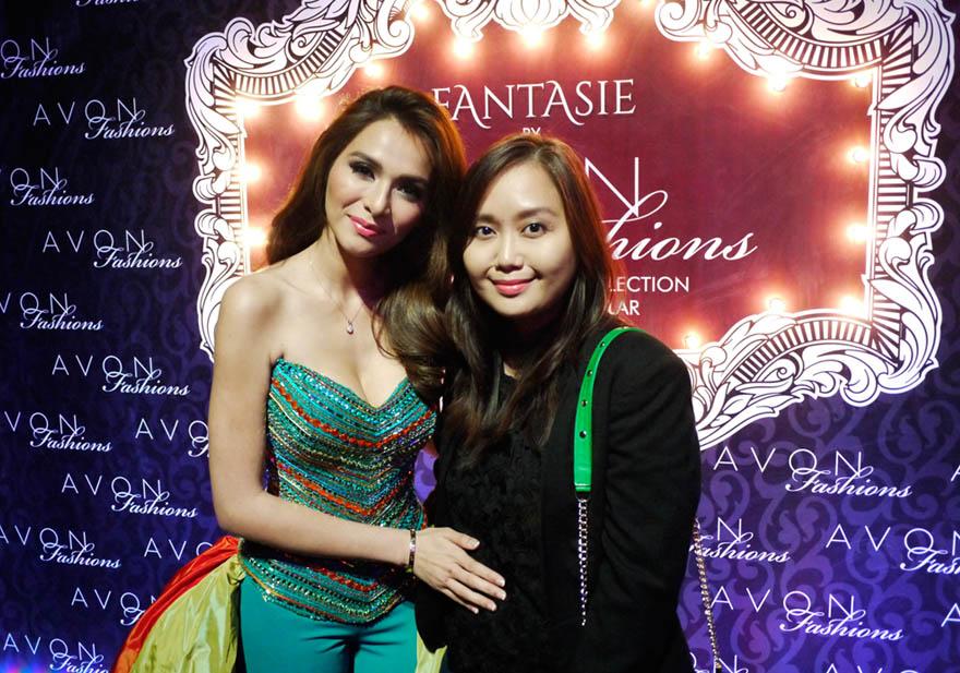 Avon Fashions Jennylyn Mercado