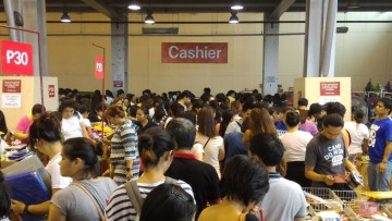 The NBS Great Warehouse Sale Conundrum