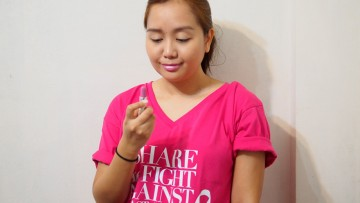 #ISHARETHEFIGHT Against Breast Cancer with Avon Philippines