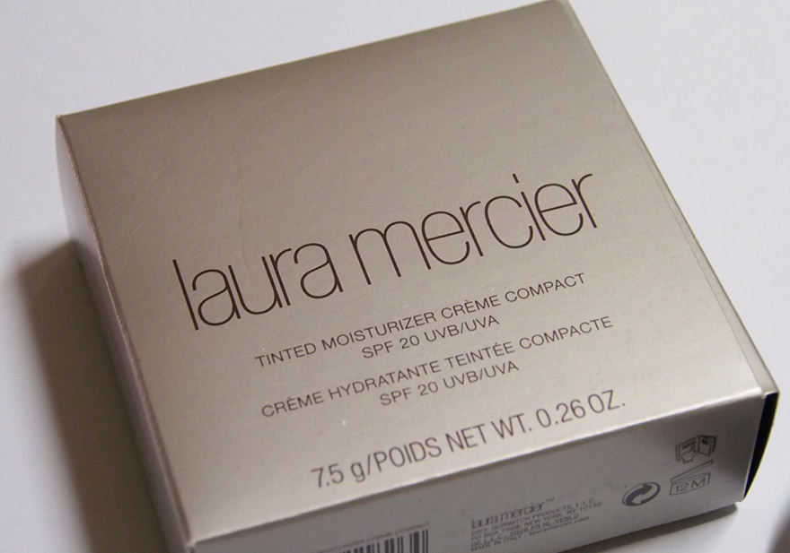 An Ode to the Laura Mercier Tinted Moisturizer Compact