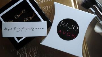 Rajo Laurel for Avon Regalia Earrings