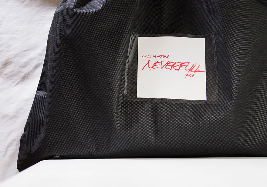 Oh My Bag Dust Bag with Identification Slot