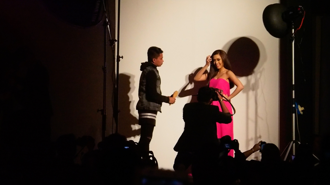 BTS: Rachelle Ann Go for YES Magazine