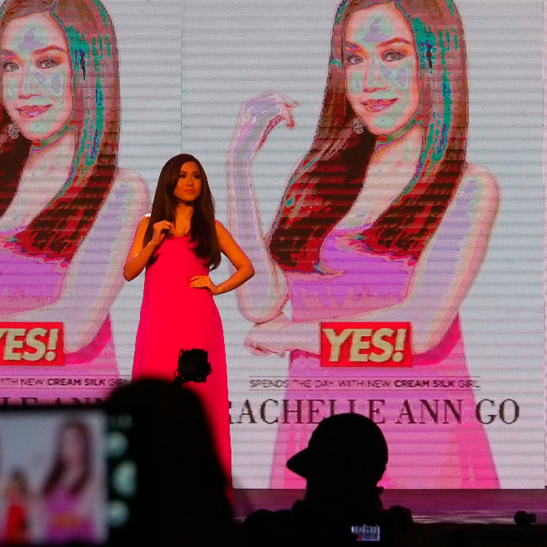 Rachelle Ann Go for YES Magazine