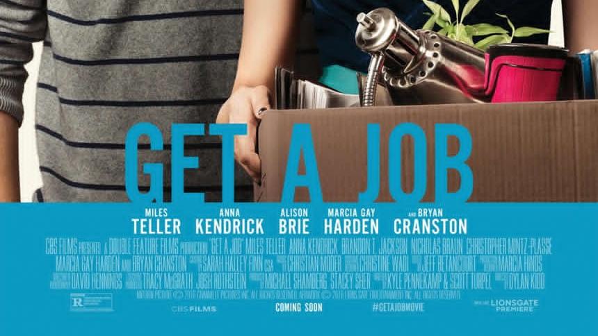 Movie Review : Get A Job