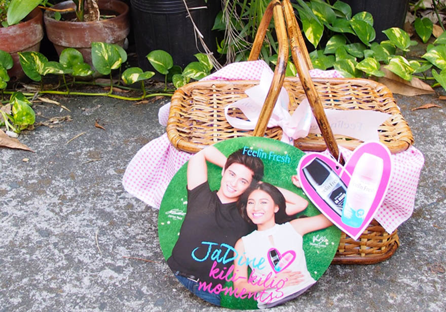 Stay Feelin Fresh this Summer with Avon, James Reid, and Nadine Lustre