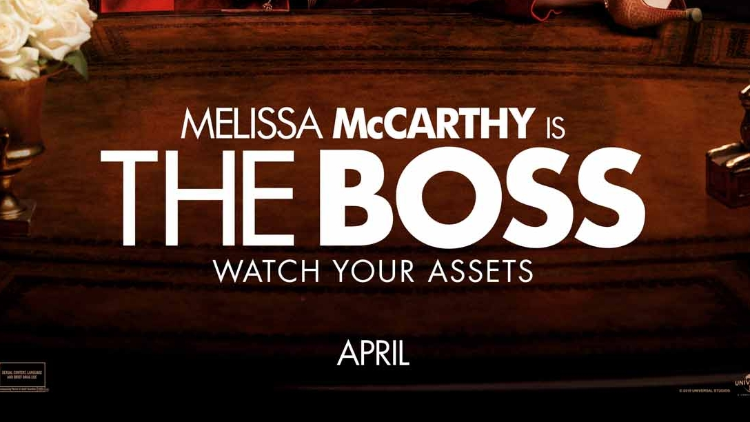 Movie Review: The Boss
