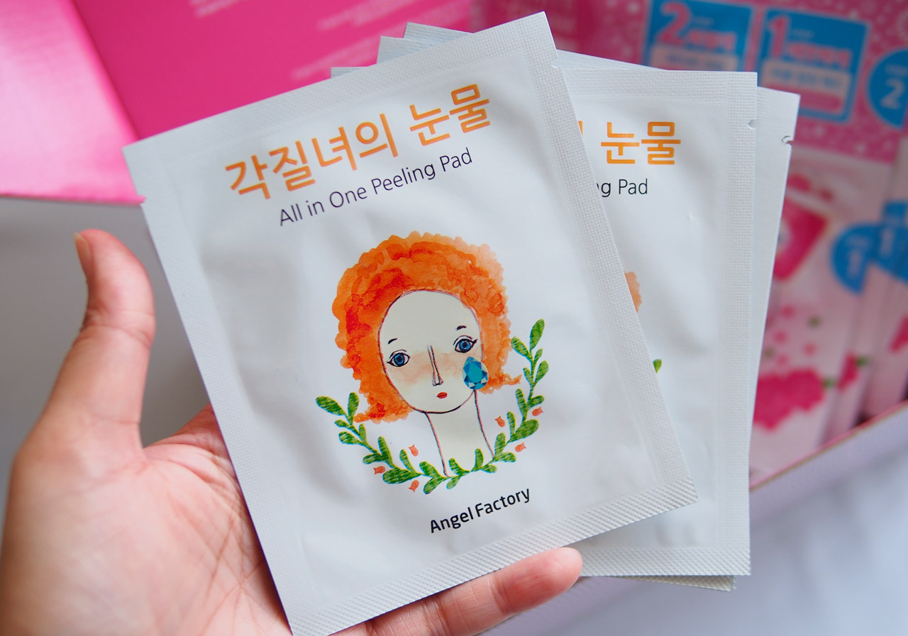 Althea Korea Haul