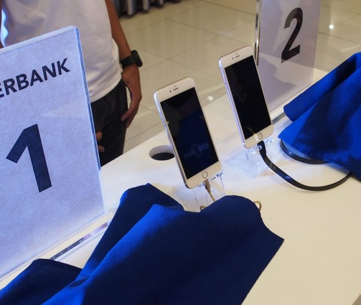 VIDEO: Anker Charging Race