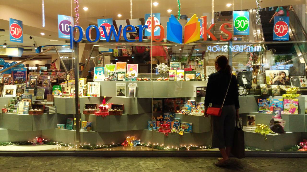 PowerBooks Greenbelt Set To Close