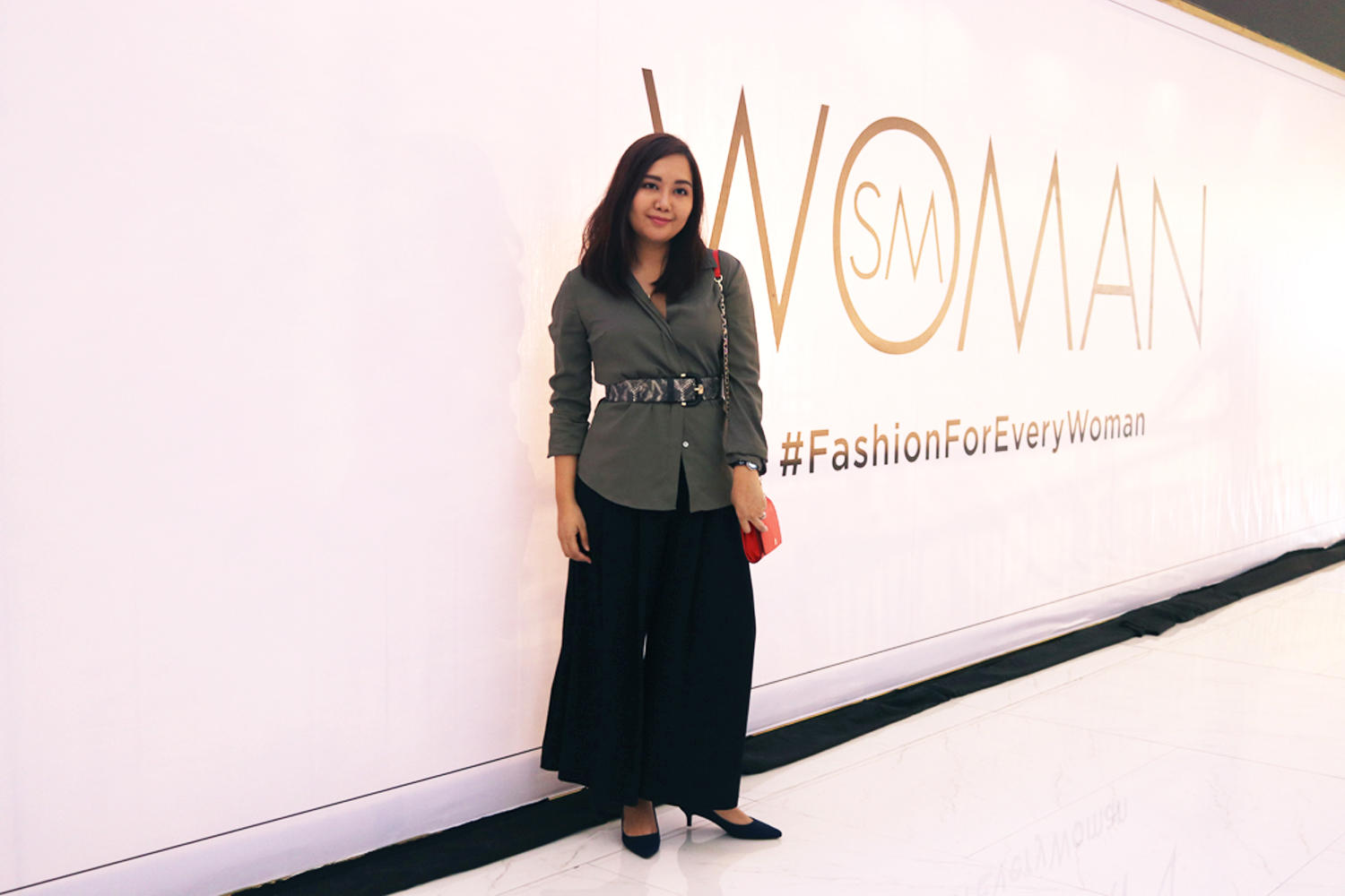 Celebrating Women and Fashion with SM Woman Summer 2017 Collection