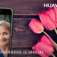 Promo Alert: Gift Mom with a Huawei P10 This Mother's Day