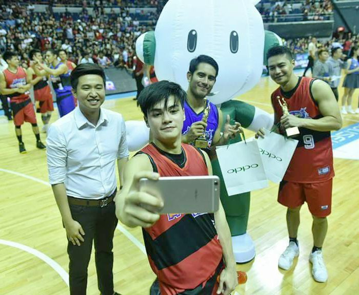 One Fun Sunday at the Star Magic Oppo All Star Game