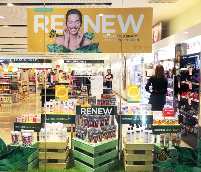 Win Your Way to Wellness with Watsons Time to Renew Campaign!