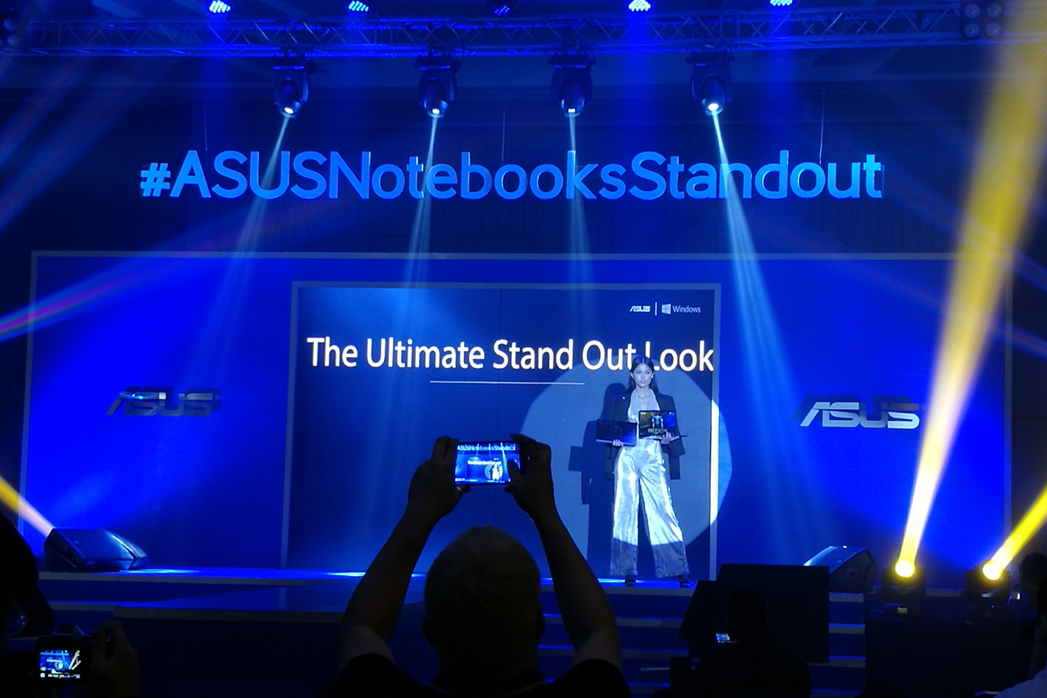 Asus x Maureen Wroblewitz Launch