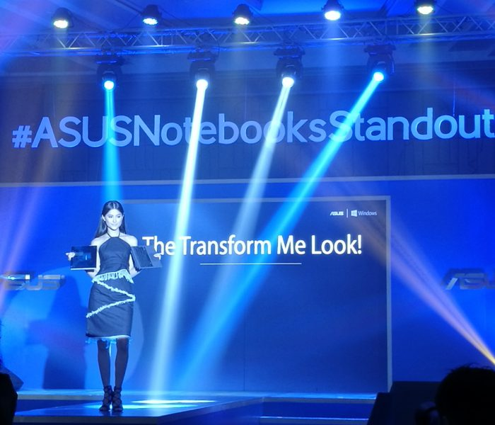 Why Asia's Next Top Model Maureen Wroblewitz and Asus Notebooks Stand Out