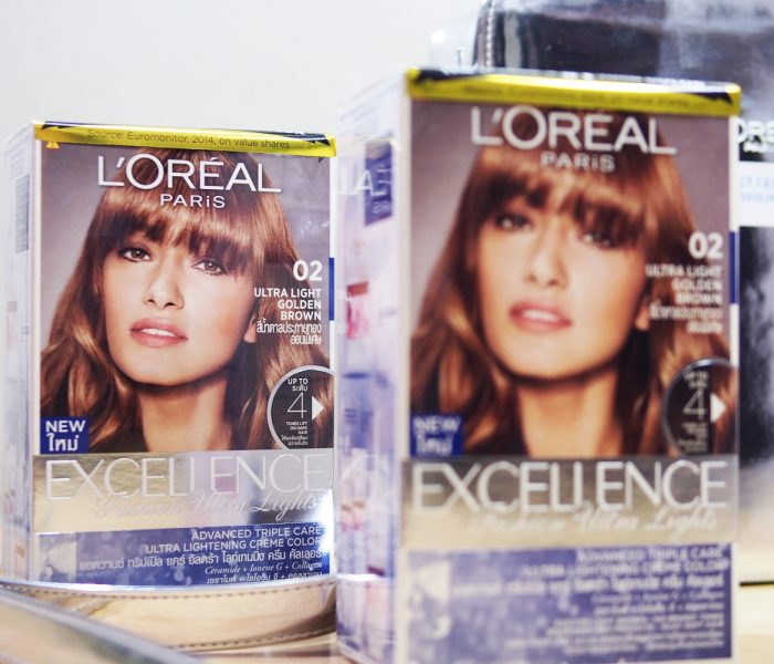 Get Stronger, Lighter Hair with L'Oreal Ultra Light Hair Color and Ever Hair Care Line