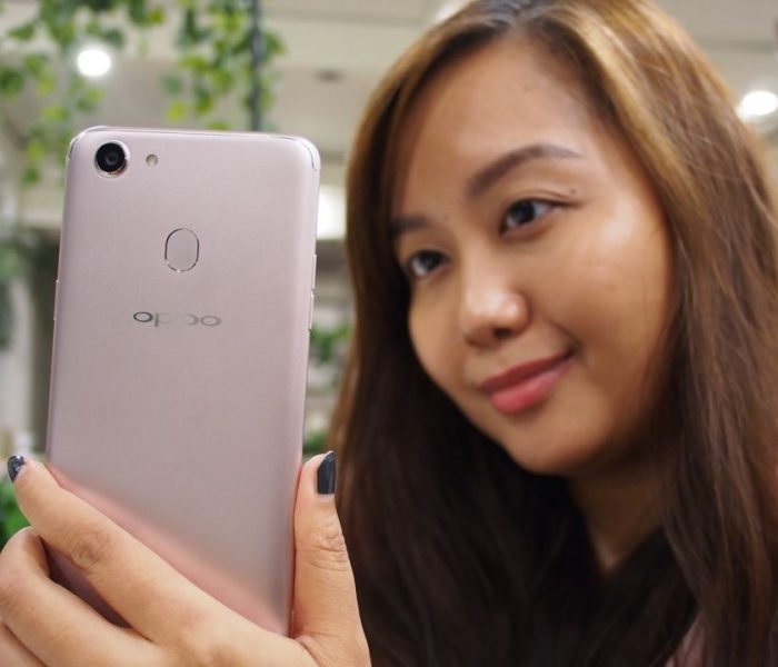 VIDEO: Oppo F5 Unboxing and Featurette