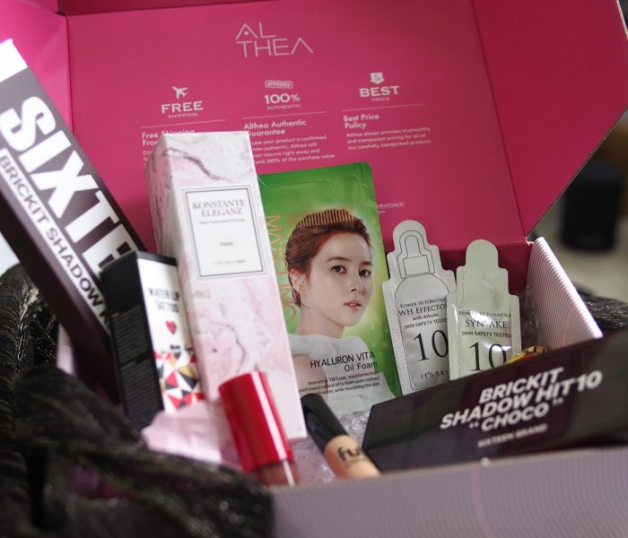 Get Your Makeup to Last All Day with the Althea Party All Night Box