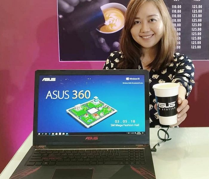 The Asus 360 Showcase: Because Asus Notebooks Stand Out!