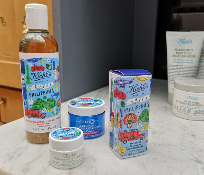 Discover the LE Kiehl's Loves The Philippines Collection