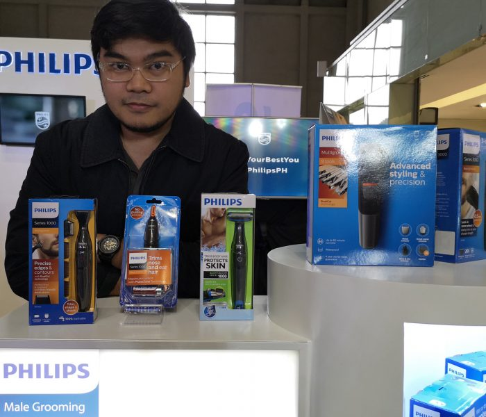 "Philips Multigroomers Enables the Modern Gentleman to ""Be Your Best You"""