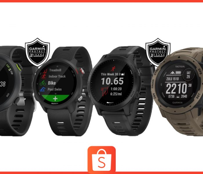 Treat Your Dad to a Garmin thru Shopee this Father's Day