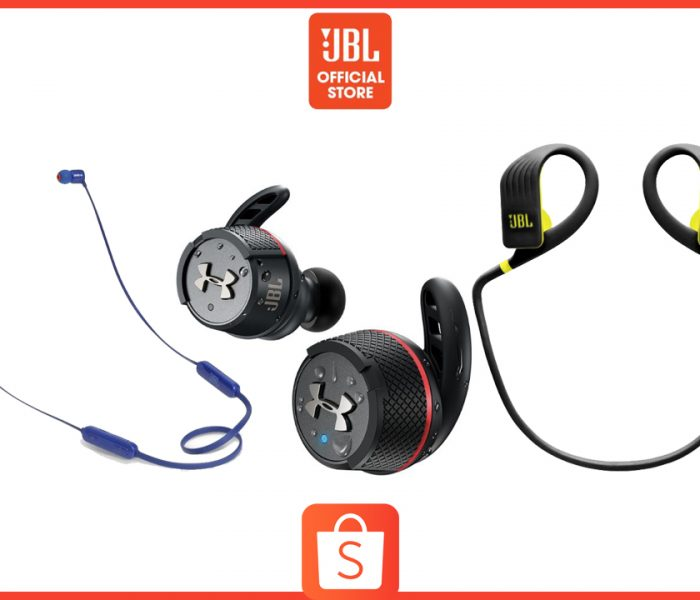 Excite Dad's Senses with JBL Earphones thru Shopee this Father's Day