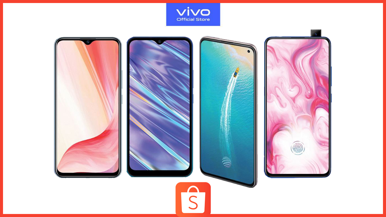 Make Father's Day Extra Special with Vivo Smartphone from Shopee