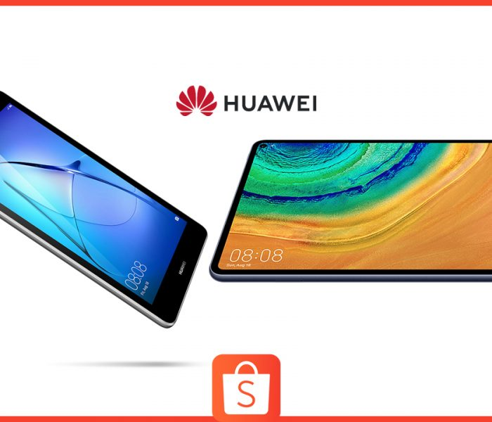 Access the Latest Huawei Tablets on Shopee: Perfect for Power Users