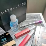 Maybelline Shopee favourites