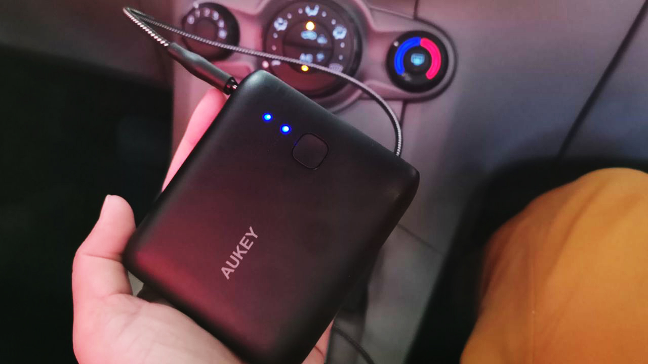 Empower Your Vehicle with Aukey Car Accessories and Power Banks Available at Shopee