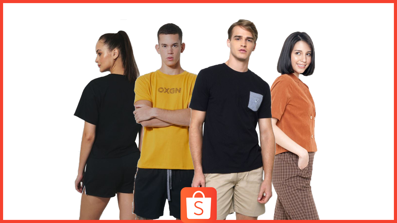 GABC's First Super Brand Day on Shopee: up to 90% off Penshoppe, OXGN, Regatta, and ForMe