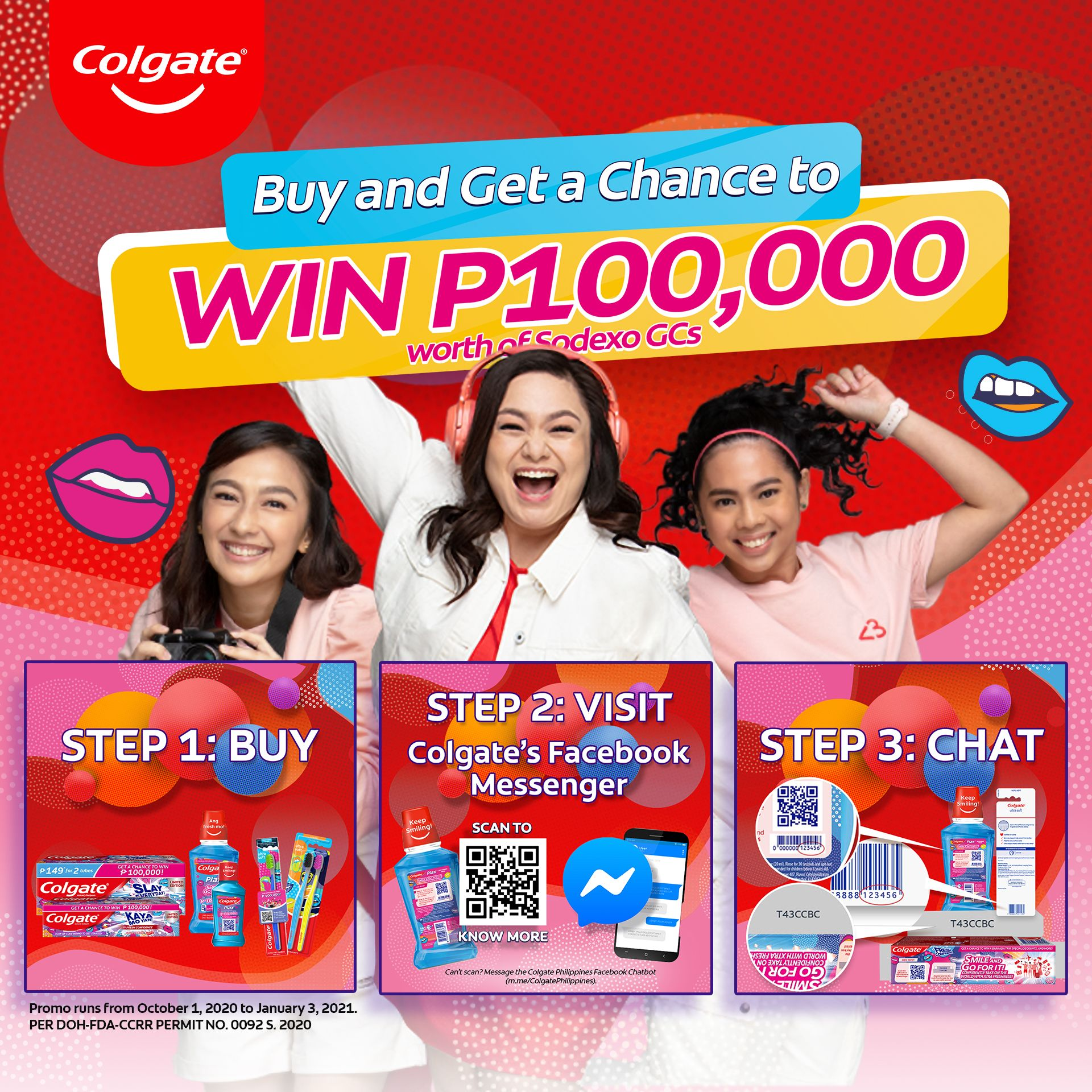 Colgate Limited Edition Spicy Fresh Toothpaste and Peppermint Fresh Mouthwash Now Available